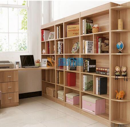 木制书柜图片
