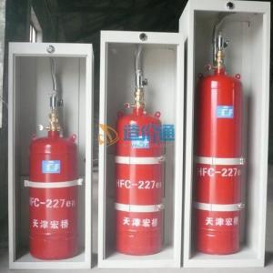 六氟丙烷悬挂式灭火装置图片