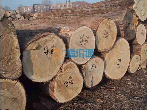 吉林柞木图片