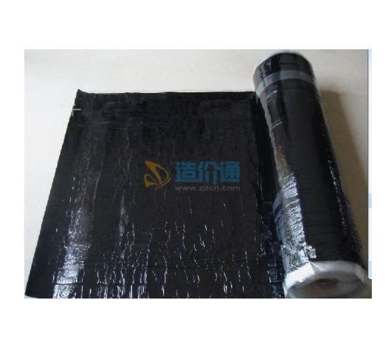SAM-930自粘聚合物改性沥青聚酯胎防水卷材图片
