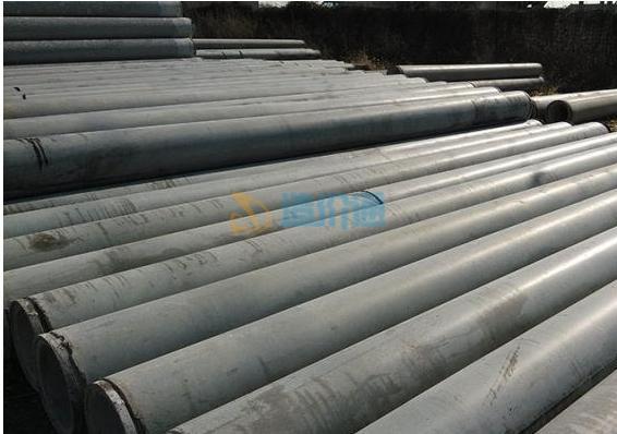 钢筋混凝土柔性企口排水管图片