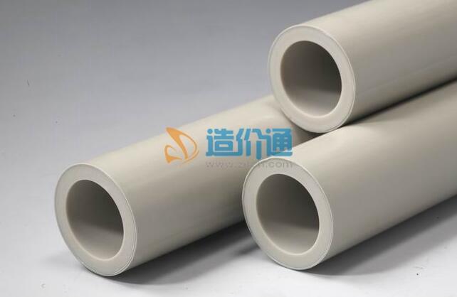 PP聚丙烯静音管材图片