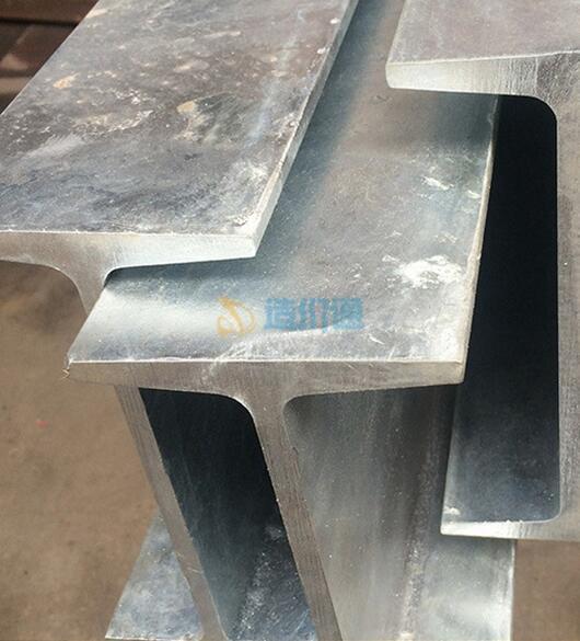 镀锌工字钢图片