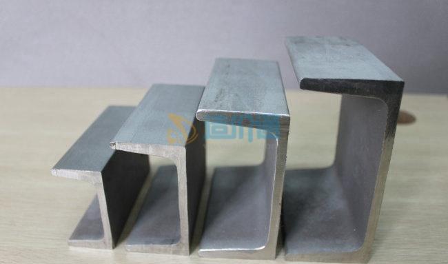 镀锌槽钢图片