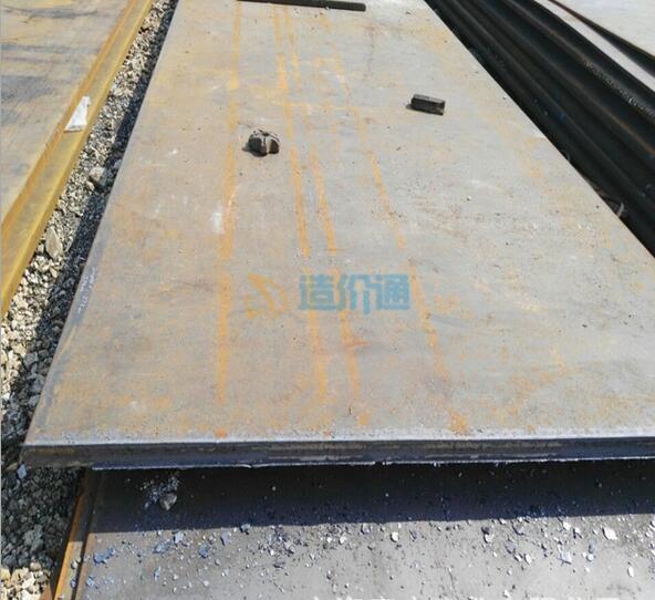 耐蚀合金钢板图片