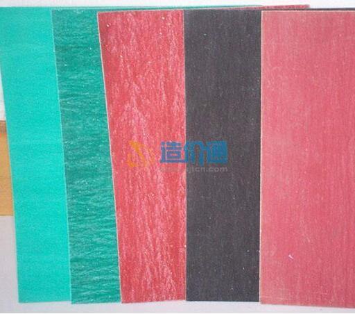 耐酸石棉橡胶板图片