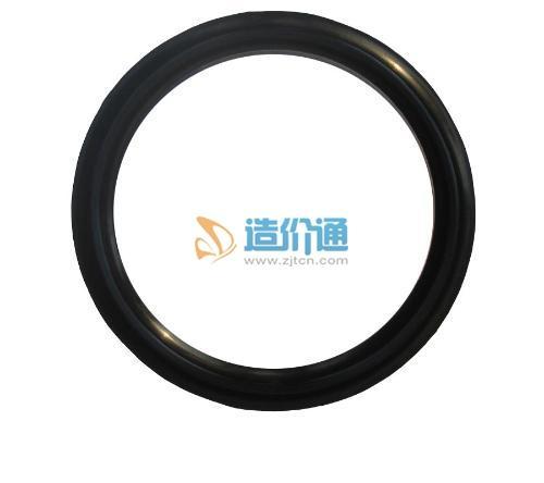 HDPE双壁波纹管用-橡胶密封圈图片