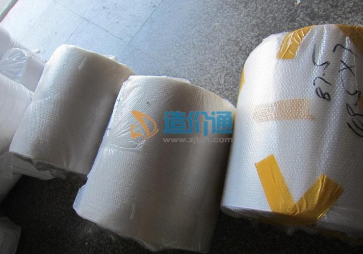 PVC龙骨乳白色透光膜图片
