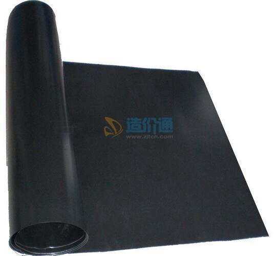 HDPE土工膜图片