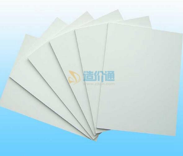 PVC塑料板图片
