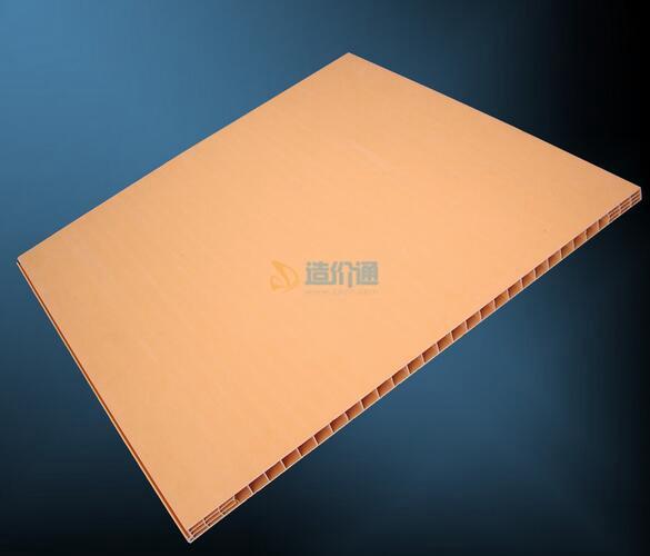 PVC单面贴板图片