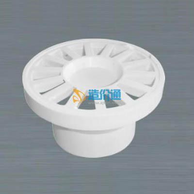 U-PVC排水管件-防臭地漏图片