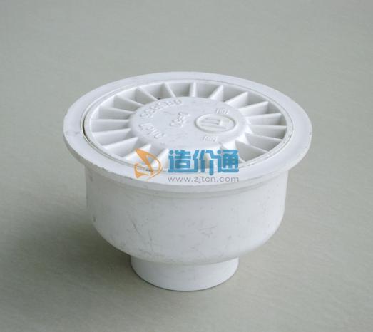 PVC-U地漏片(侧出)图片