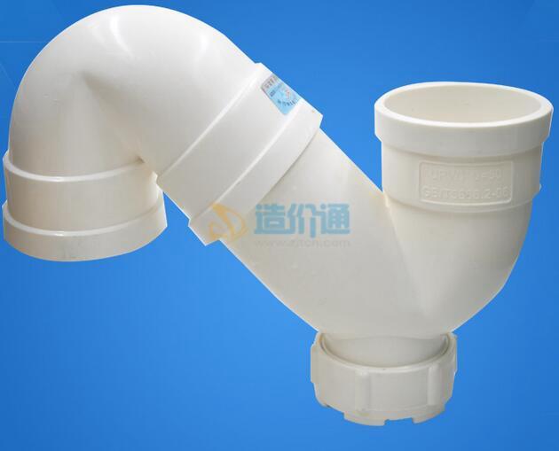 HDPE面盆存水弯图片