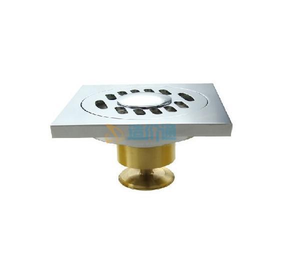 PVC-U排水管件-方型水封地漏图片
