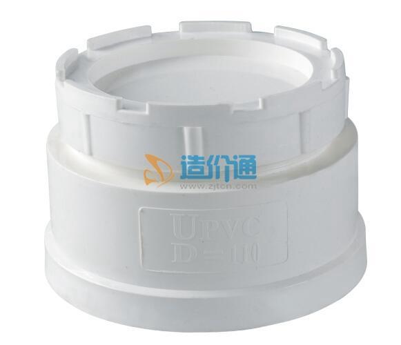 建筑排水用硬聚氯乙烯(PVC-U)管材、管件图片
