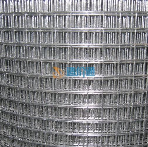 热镀锌钢丝网图片