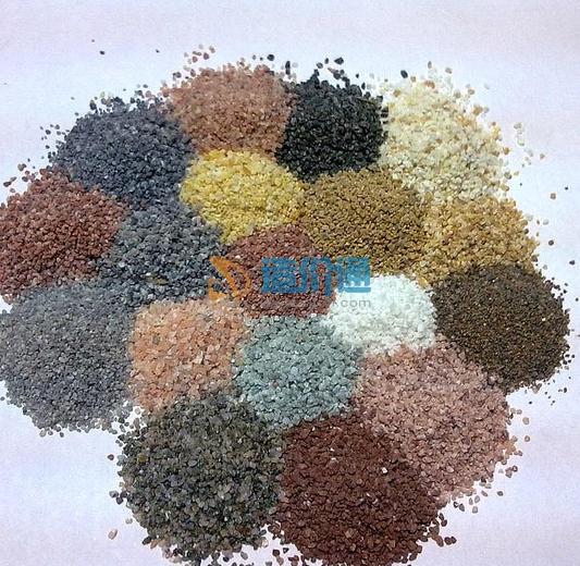 环氧彩砂着色剂图片