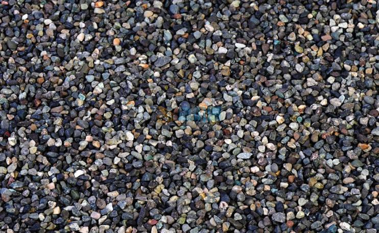 水泥稳定沙砾石基层6%图片