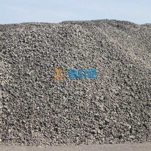 粒化高炉矿渣图片