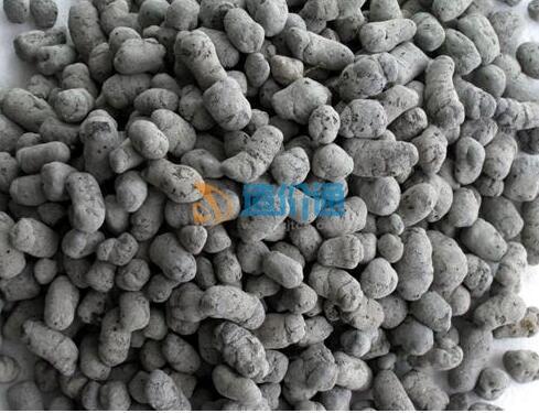 破碎型页岩陶粒混凝土图片