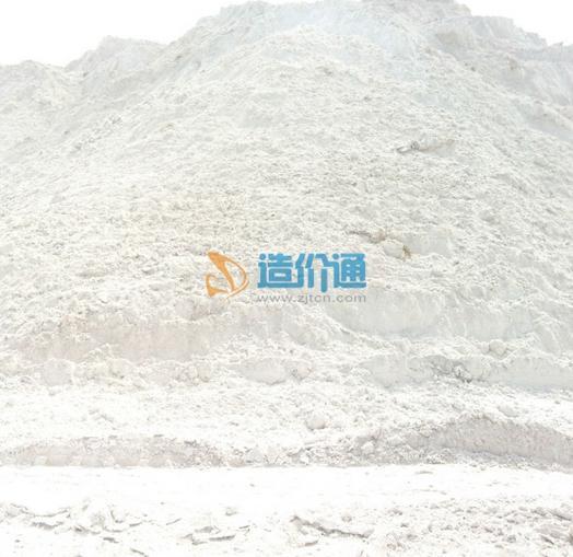 石灰粉图片
