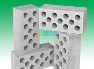 蒸压粉煤灰多孔砖图片