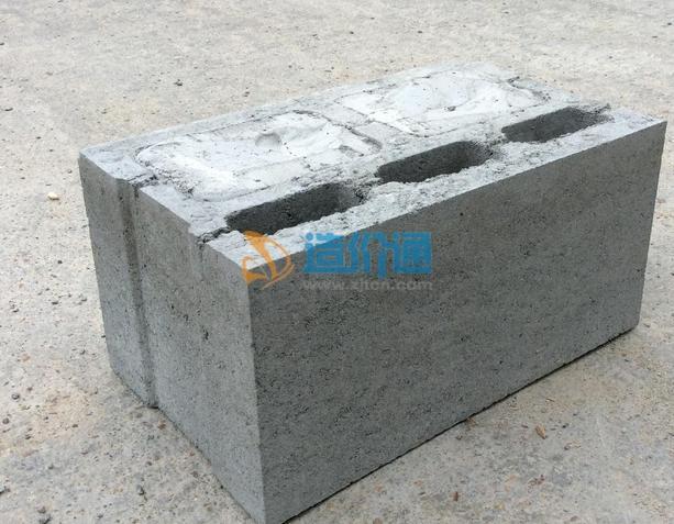 煤矸石砌块图片
