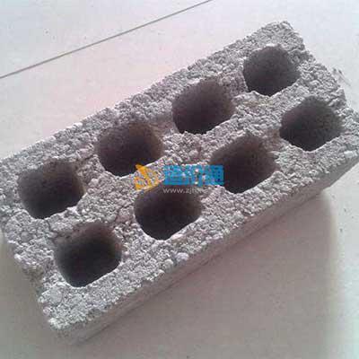 MU7.5多孔砌块砖图片