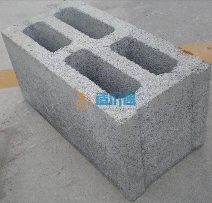 混凝土砌块图片
