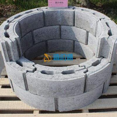检查井砼砌块图片