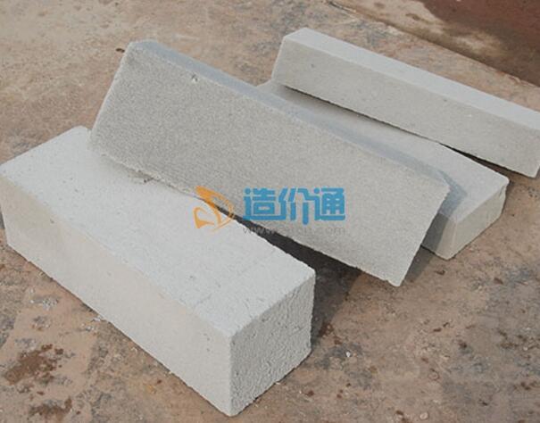 混凝土加气砌块砖图片