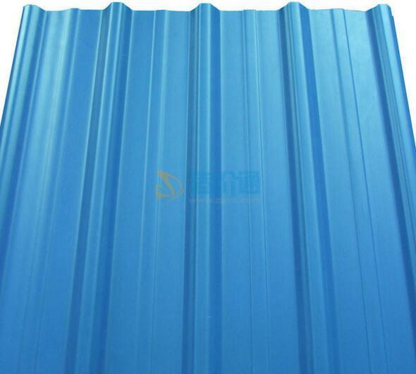 PVC隔热瓦图片