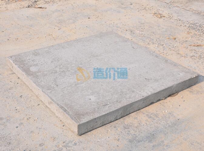 水泥人行道板图片