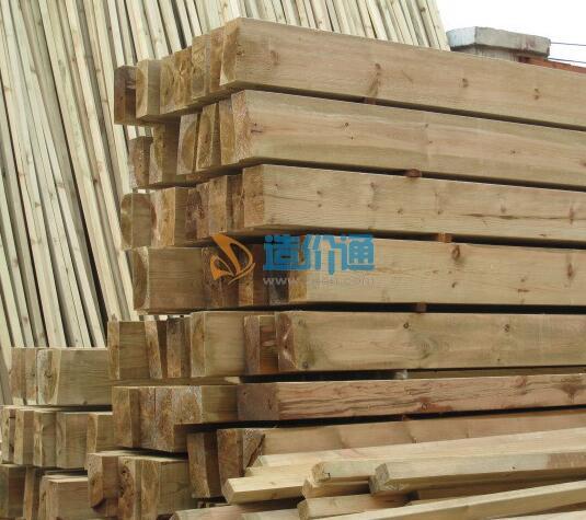 芬兰木防腐木(大料)图片