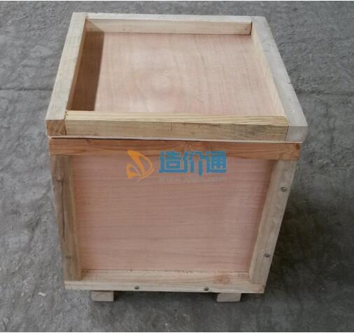 木箱包装图片