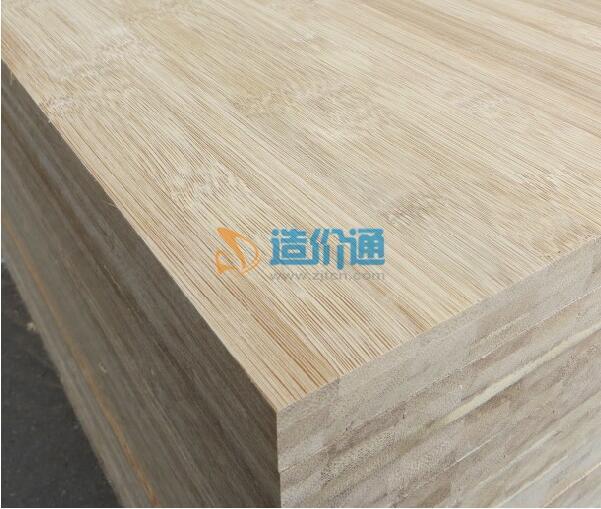 单层实竹板图片