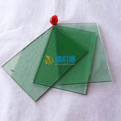 深绿色玻璃图片