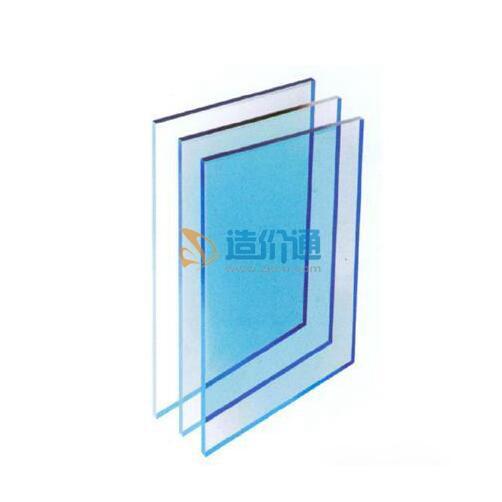 磁控溅射镀膜玻璃图片