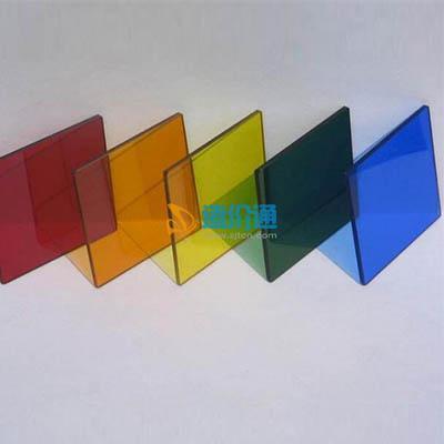 热反射玻璃-镀膜玻璃图片