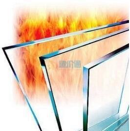 防火玻璃图片