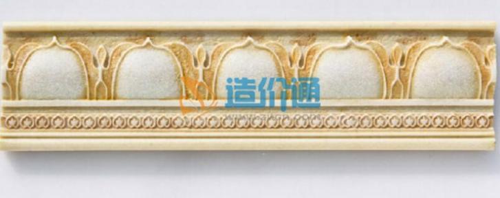 瓷砖腰线图片