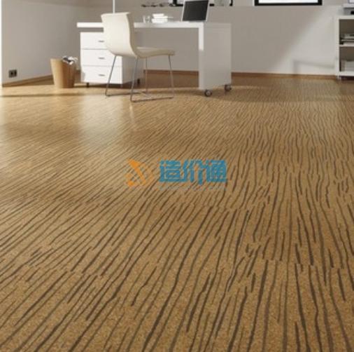 进口软木地板图片