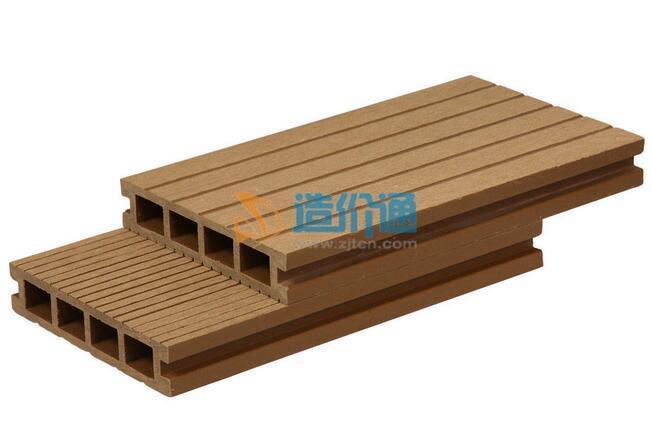 塑木地板图片