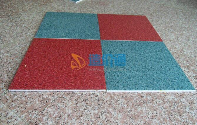 PVC塑胶地板图片