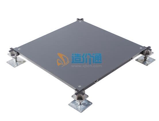鋼質網絡地板圖片