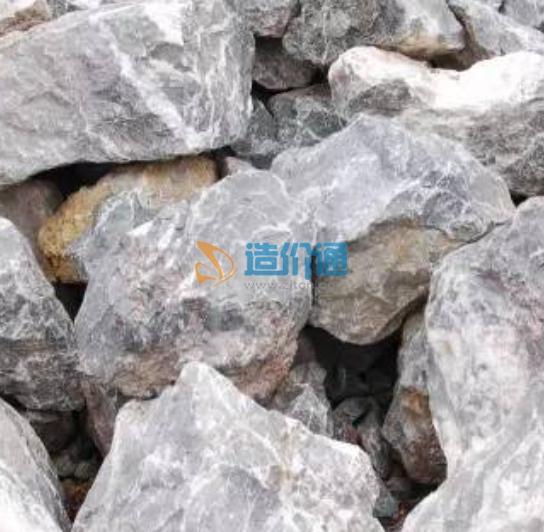 石灰岩碎石图片