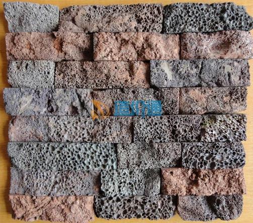 火山岩图片