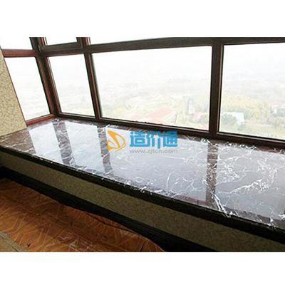 大理石窗台板图片