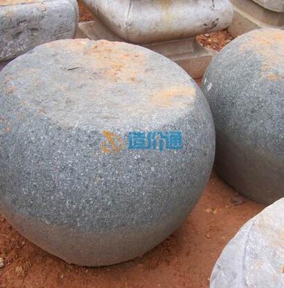 大理石柱墩图片